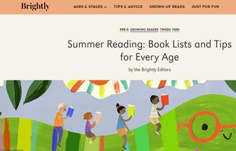 Encourage Summer Reading!