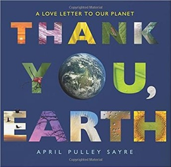 Thank you, Earth Image and Read Aloud