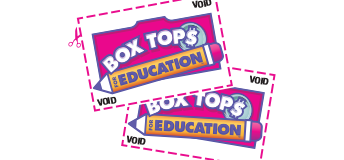 BOX TOPS FOR EDUCATION COLLECTION (JAN 29 - FEB 2)