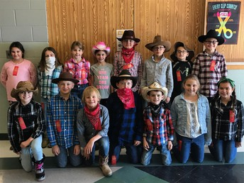 Mrs. Palmer's Class Gives Drugs the Boot