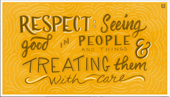February's Character Trait: Respect
