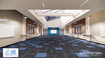 Artist Rendition of Commons Area