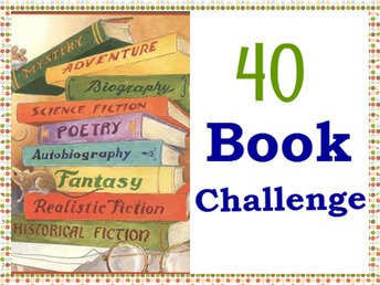 40 BOOK CHALLENGE CHECK IN