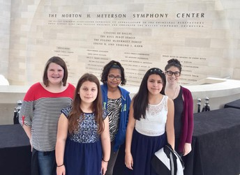 Lee students see the Dallas Symphony Orchestra!