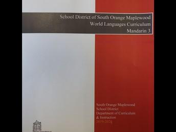 Curriculum and Instruction/Professional Development Update