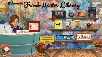 Frank Moates Virtual Library