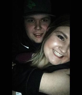 My boyfriend Trey and I