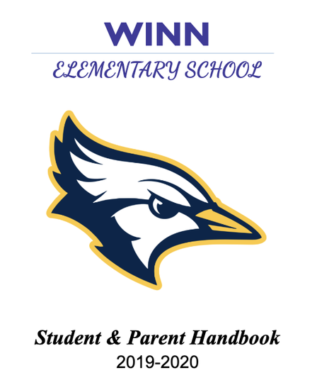 Winn Elementary Student and Parent Handbook