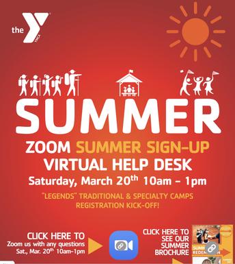 Summer Camp YMCA