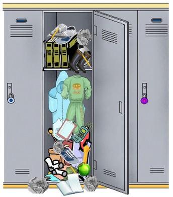 Lockers & Backpacks