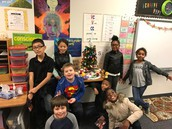 3rd grade Holiday party