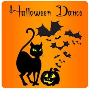 Halloween Dance this Friday!