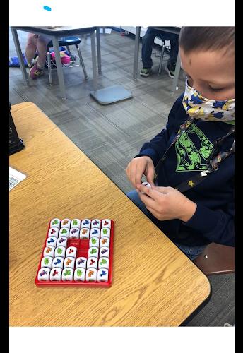 First Grade Problem Solving
