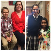 Superintendent and Principal of the Day