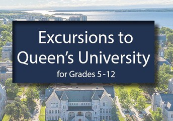 Queen's Enrichment Studies for Students in Grades 5-8