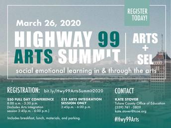 Highway 99 Arts
