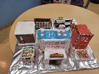 Little Hoboken in Gingerbread