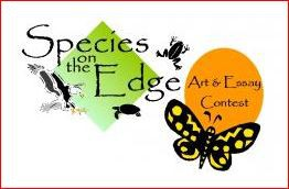 First Place LRS winner for the Monmouth County Species on the Edge Poster and Essay Contest