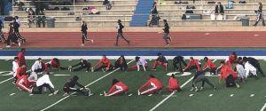 Track and Field Make a Huge Impact at the Buckeye Invitational