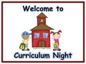 Curriculum Night/Open House