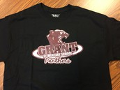 Grant T-shirts are only $5