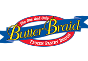 Butter Braids will be delivered Wednesday, April 5th