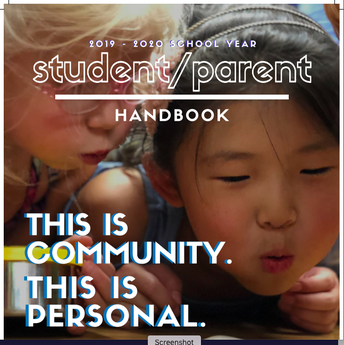 District 25 Parent-Student Handbook