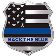 Back the Blue Fundraiser