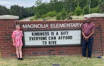 Student Input: Magnolia Marquis