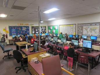 Scratch Coding with 2nd Grade