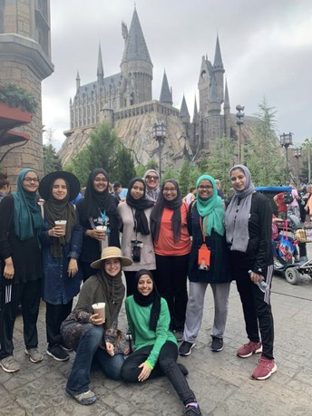 Senior Girls Field Trip to Universal Studios