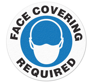 Don't Forget... Face Coverings for All
