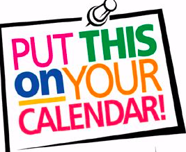 Upcoming Events at LMS