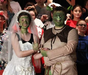 Shrek Musical Characters