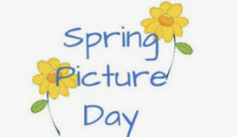 Spring Pictures/Make-up Day is Friday, February 26