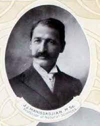 J. J. Manissadijan (1862 - 1942)