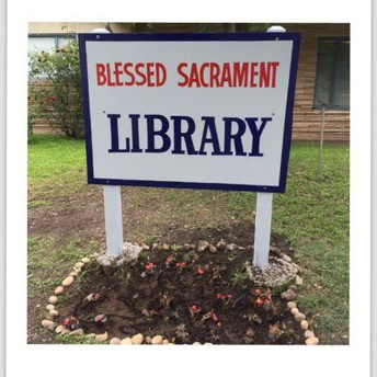 Blessed Sacrament Library