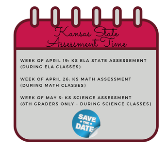 Kansas State MATH Assessments
