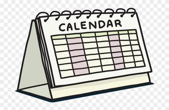 Upcoming School Schedule