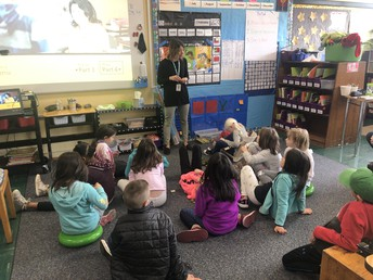 Anti-Bullying Lessons by our School Counselor