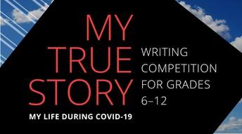 MY TRUE STORY Writing Contest