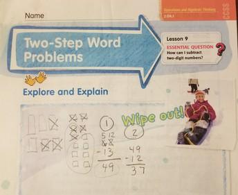 Math: Lesson 9