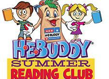 HEBuddy Summer Reading Club