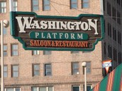 Washington Platform - 15% off Food Purchase