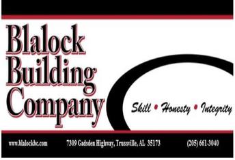 Blalock Building Company logo