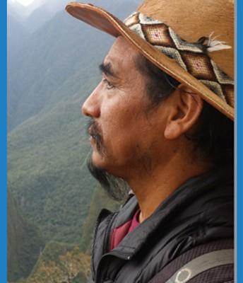 KUCHO (Juan De Dios) Shaman of Machu Picchu