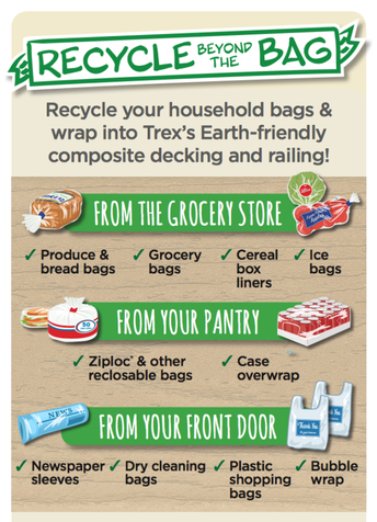 """8. """"Beyond the Bag"""" Plastic Recycling Competition 