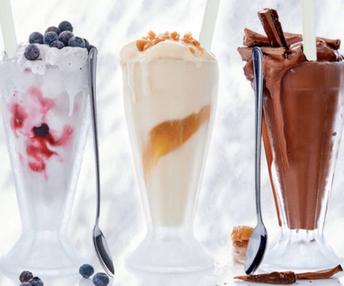 200 Flavors of Milkshakes?!?!