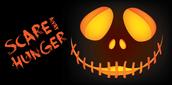 Scare Away Hunger