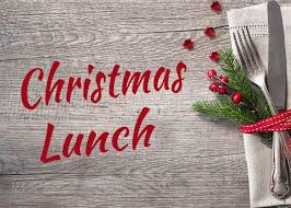 Christmas Lunch- 1st, 3rd, & 5th